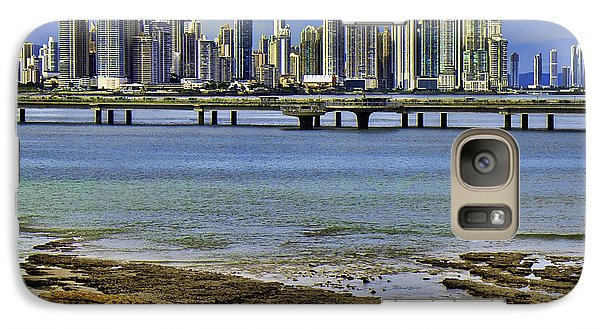 Galaxy Case featuring the photograph Panama City by Rob Tullis