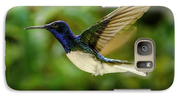Galaxy Case featuring the photograph Panama Hummingbird by Rob Tullis