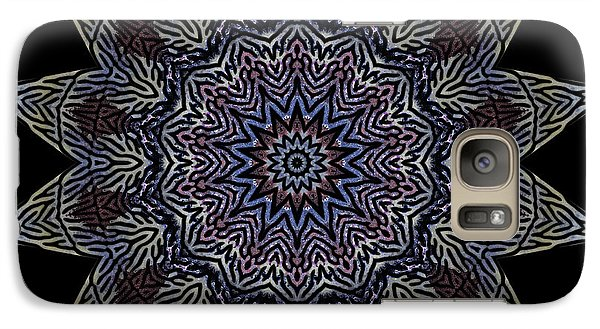 Galaxy Case featuring the digital art Panchita Rivera by Rhonda Strickland