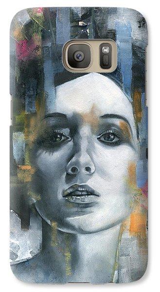 Portraits Galaxy S7 Case - Pandora by Patricia Ariel