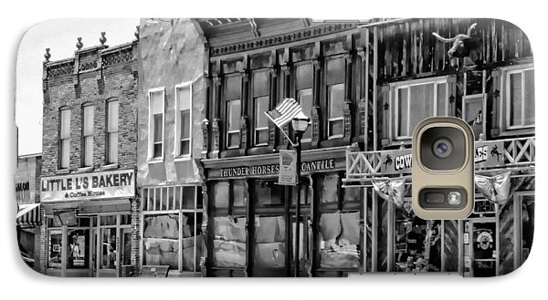 Galaxy Case featuring the photograph Panguitch Utah by Kathy Churchman