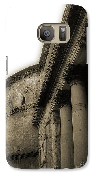 Galaxy Case featuring the photograph Pantheon by Angela DeFrias