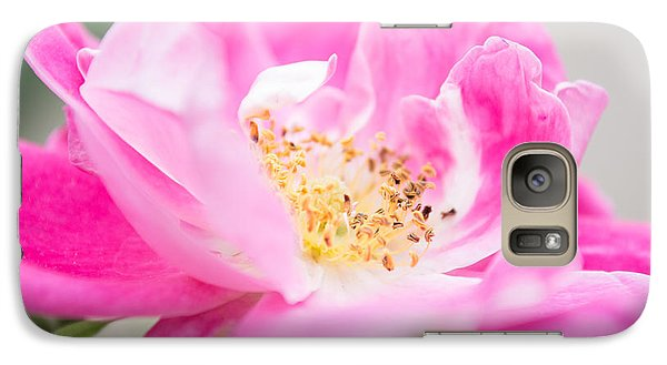 Galaxy Case featuring the photograph Paper Princess by Rhys Arithson
