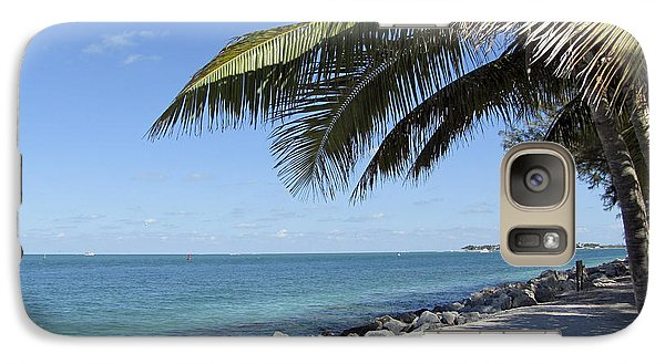 Paradise - Key West Florida Galaxy S7 Case
