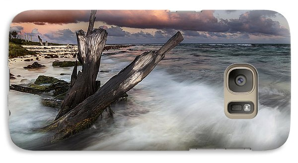 Galaxy Case featuring the photograph Paradise Lost by Mihai Andritoiu