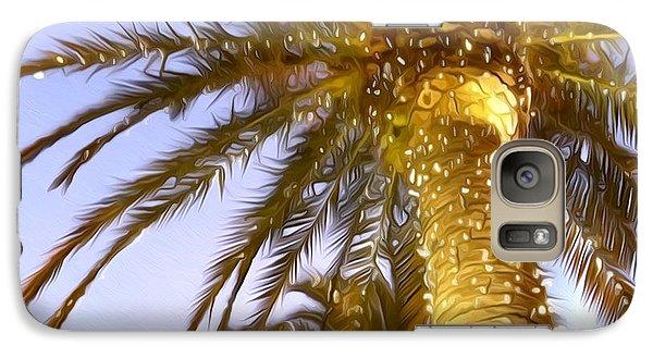 Paradise Palm Galaxy S7 Case