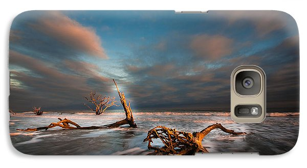 Galaxy Case featuring the photograph Paradise  by RC Pics