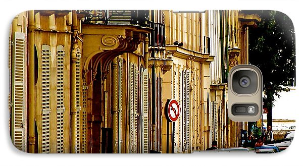 Galaxy Case featuring the photograph Paris Afternoon by Ira Shander