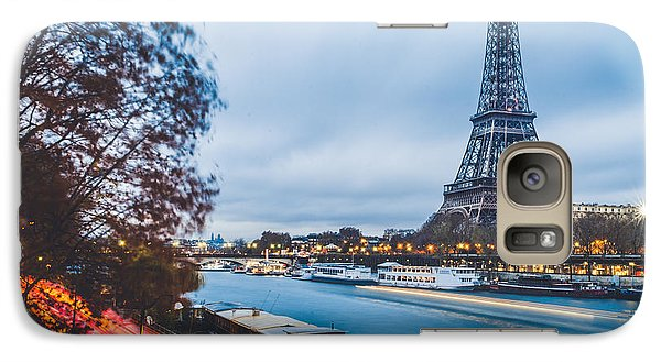 Paris Galaxy S7 Case by Cory Dewald