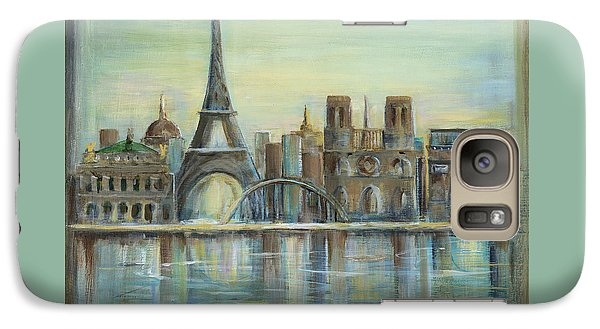 Paris Highlights Galaxy S7 Case