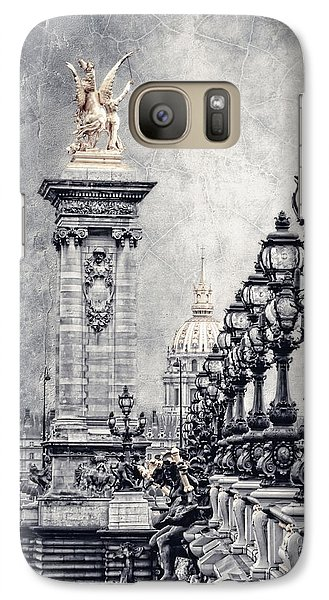 Paris Pompous 2 Galaxy S7 Case