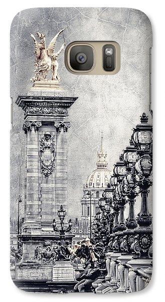 Paris Pompous 2 Galaxy S7 Case by Joachim G Pinkawa