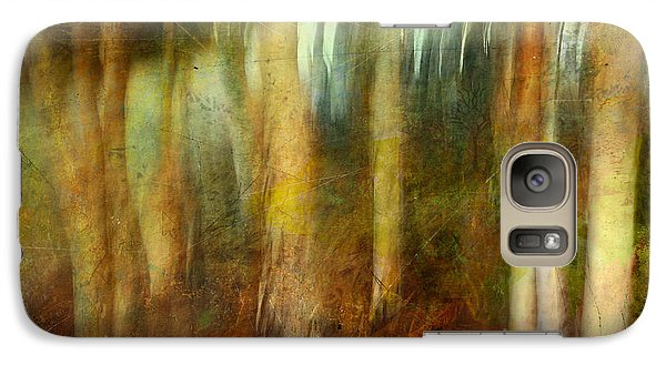 Galaxy Case featuring the photograph Park #8. Memory Of Trees by Alfredo Gonzalez