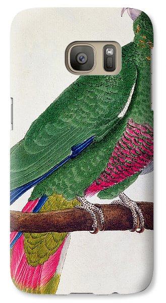 Parrot Galaxy Case by Francois Nicolas Martinet