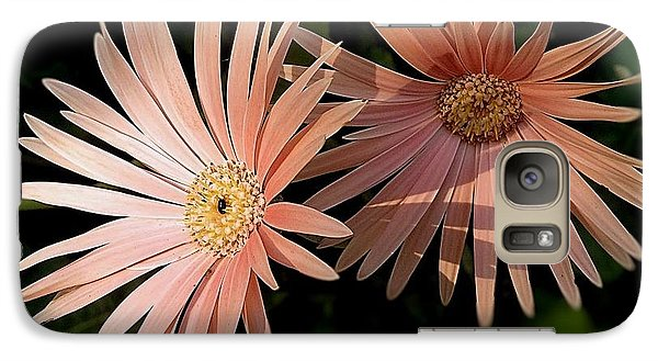 Galaxy Case featuring the photograph Party Girls by Wallaroo Images