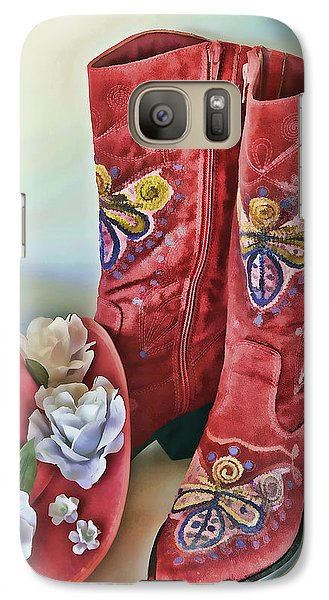 Galaxy Case featuring the photograph Party Time by Kenny Francis
