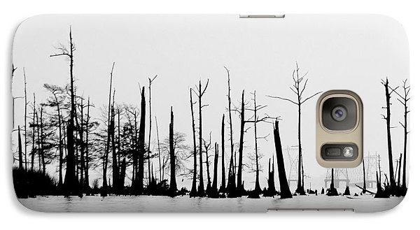 Galaxy Case featuring the photograph Pass Manchac by Charlotte Schafer