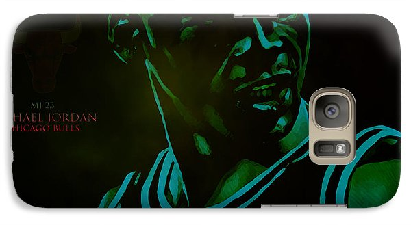 Galaxy Case featuring the digital art Passion by Brian Reaves