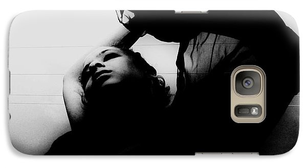 Galaxy Case featuring the photograph Passion by Jessica Shelton