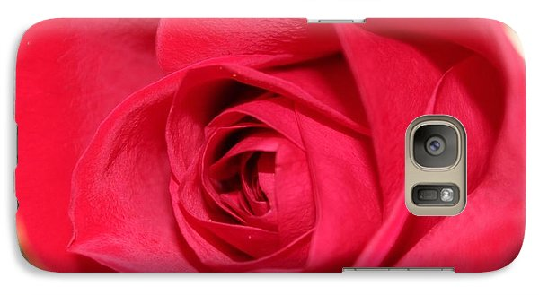 Galaxy Case featuring the photograph Passion by Judy Palkimas