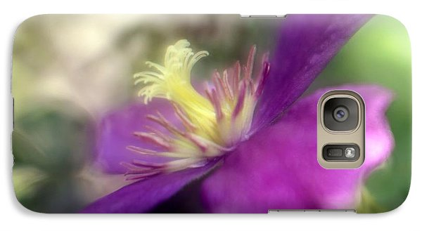 Galaxy Case featuring the photograph Passionate About You by Mary Lou Chmura