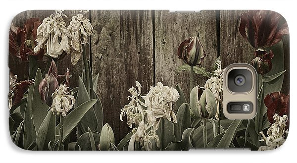 Galaxy Case featuring the photograph Past It's Prime by Inge Riis McDonald