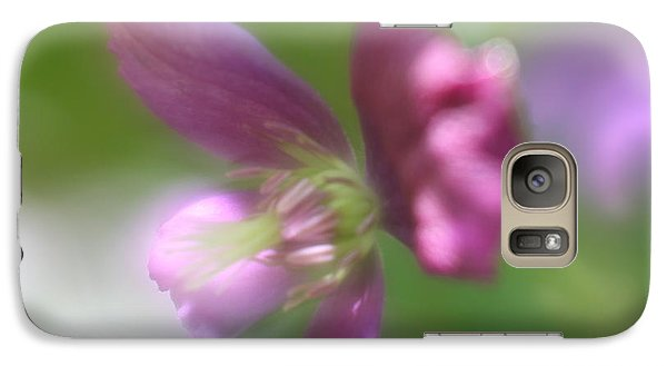 Galaxy Case featuring the photograph Pastel Symphony by Mary Lou Chmura