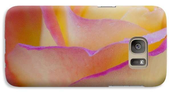 Galaxy Case featuring the photograph Pastels by David Millenheft