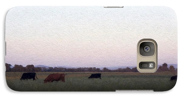 Galaxy Case featuring the photograph The Kittitas Valley II by Susan Parish