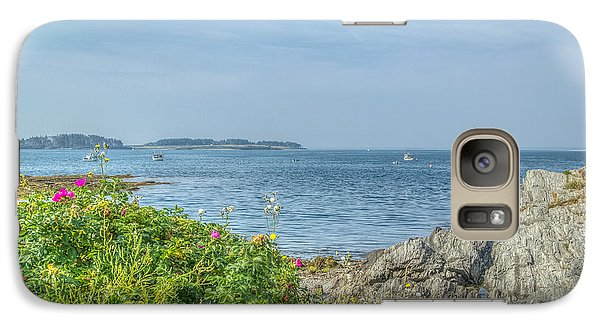 Galaxy Case featuring the photograph Path To The Cove by Jane Luxton