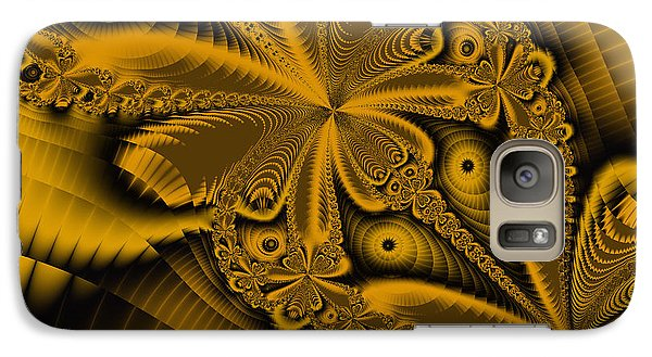 Galaxy Case featuring the digital art Paths Of Possibility by Elizabeth McTaggart
