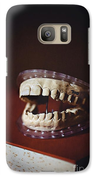 Galaxy Case featuring the photograph Patient 910 by Trish Mistric