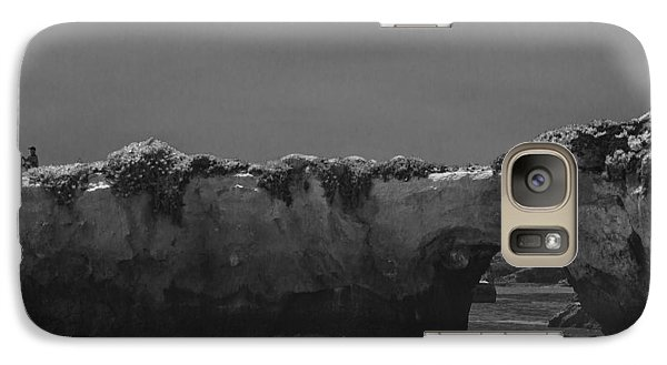 Galaxy Case featuring the photograph Patiently Waiting by Tom Kelly