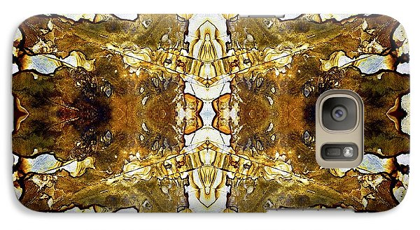 Patterns In Stone - 146b Galaxy Case by Paul W Faust -  Impressions of Light
