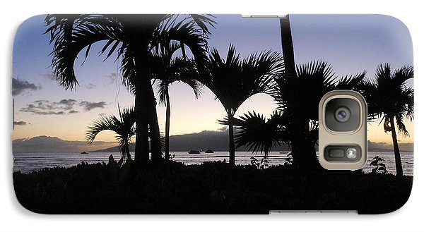 Galaxy Case featuring the photograph Pau Hana Time by Fred Wilson