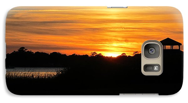 Galaxy Case featuring the photograph Peace And Serenity by Joetta Beauford