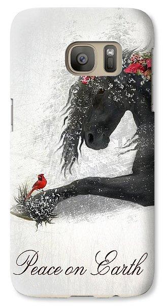 Peace On Earth Galaxy S7 Case