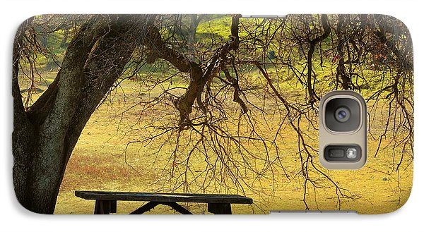 Galaxy Case featuring the photograph Peace  by Rima Biswas