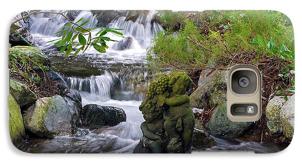 Galaxy Case featuring the photograph Moments That Take Your Breath Away by Jordan Blackstone