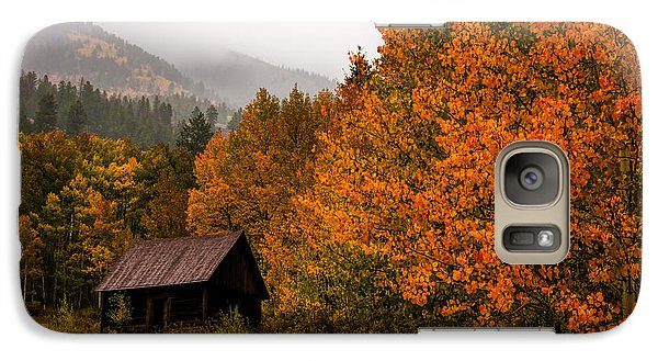 Galaxy Case featuring the photograph Peaceful by Ken Smith