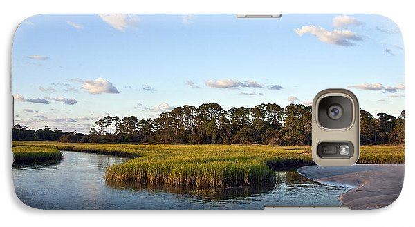 Peaceful Marsh Galaxy S7 Case