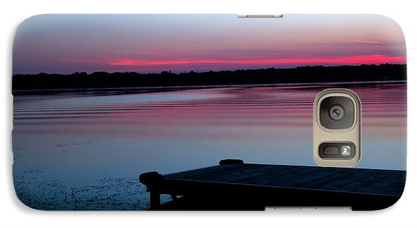 Galaxy Case featuring the photograph Peaceful by Michaela Preston