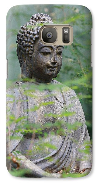 Galaxy Case featuring the photograph Peaceful Repose by Keith Hawley