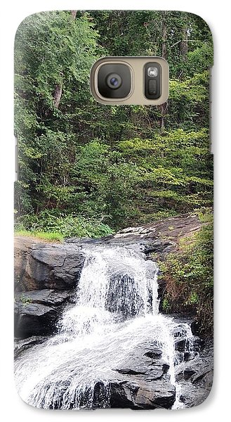 Galaxy Case featuring the photograph Peaceful Retreat by Aaron Martens