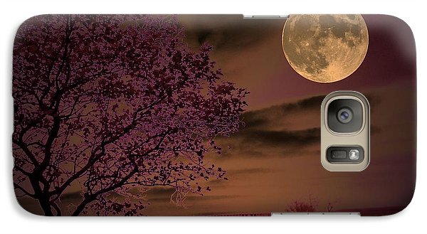 Galaxy Case featuring the photograph Peaceful Valley by Robert McCubbin