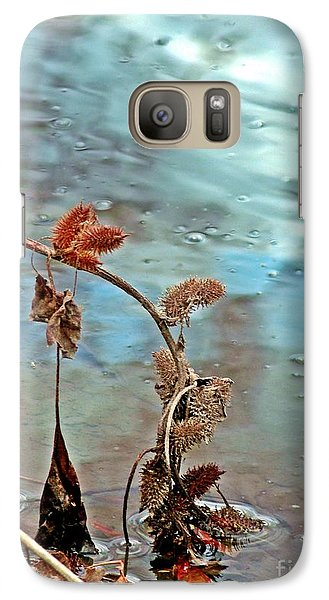 Galaxy Case featuring the photograph Peaceful Waters by Christian Mattison