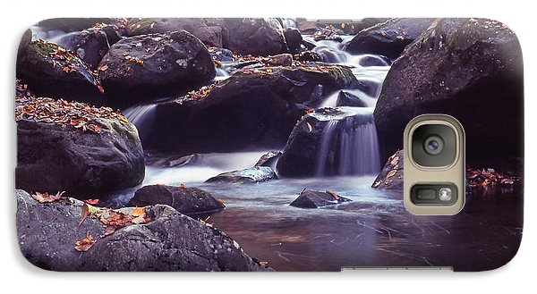Galaxy Case featuring the photograph Peaceful Waters by Harold Rau