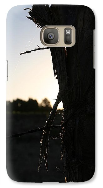 Galaxy Case featuring the photograph Pealing by David S Reynolds