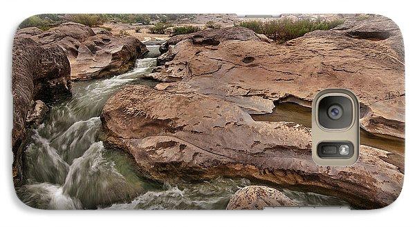 Pedernales Falls Galaxy S7 Case