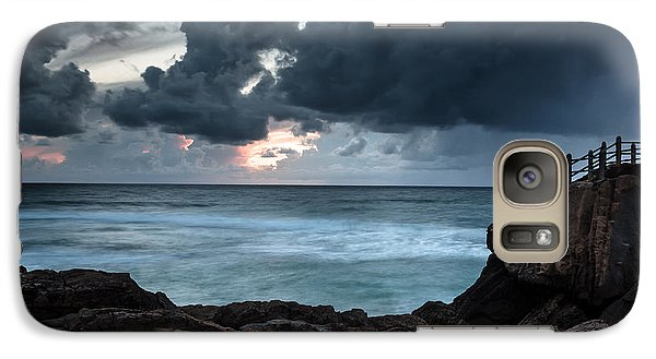 Galaxy Case featuring the photograph Pedra Que Bole by Edgar Laureano